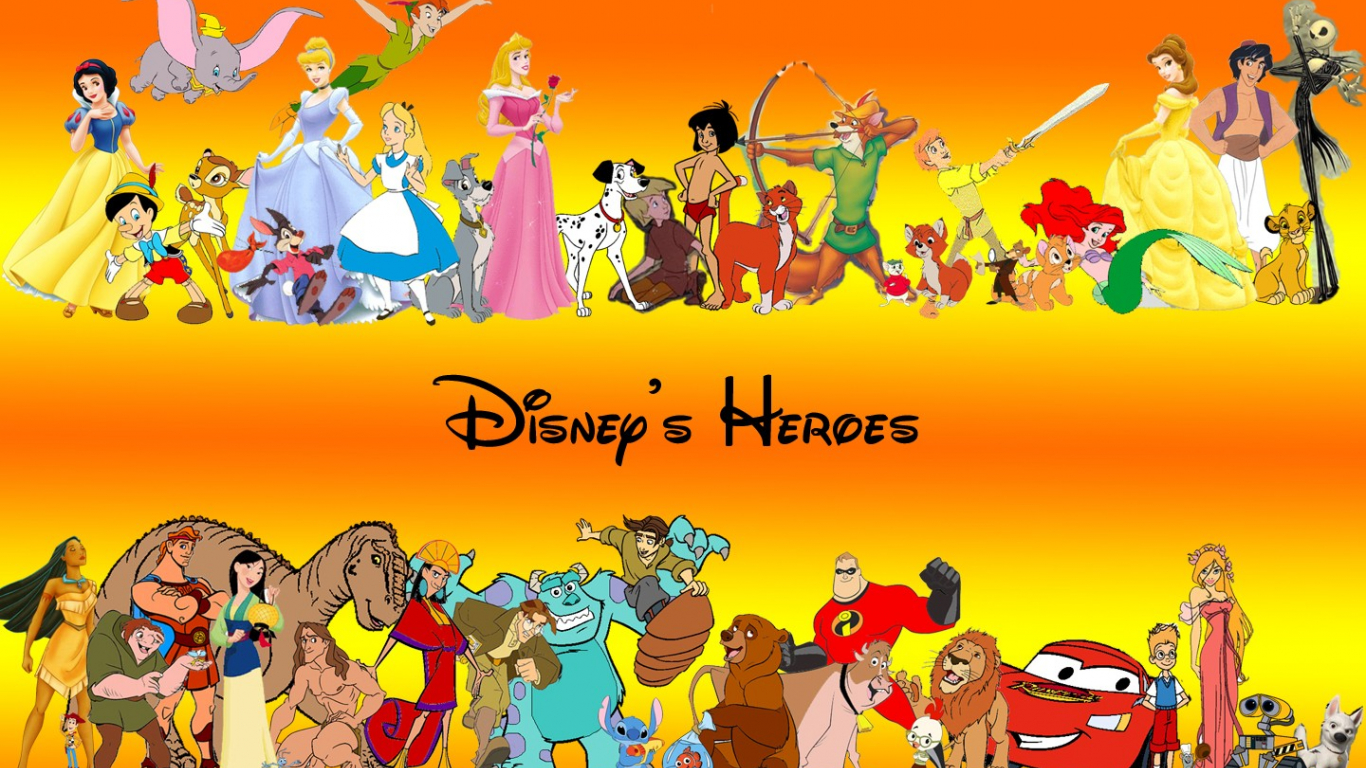 Free Download Walt Disney Heroes Characters Hd Wallpaper Of Cartoon 1440x900 For Your Desktop Mobile Tablet Explore 49 Disney Villains Wallpaper Disney Villains Wallpaper And Screensavers Disney Villains Wallpaper Deviantart