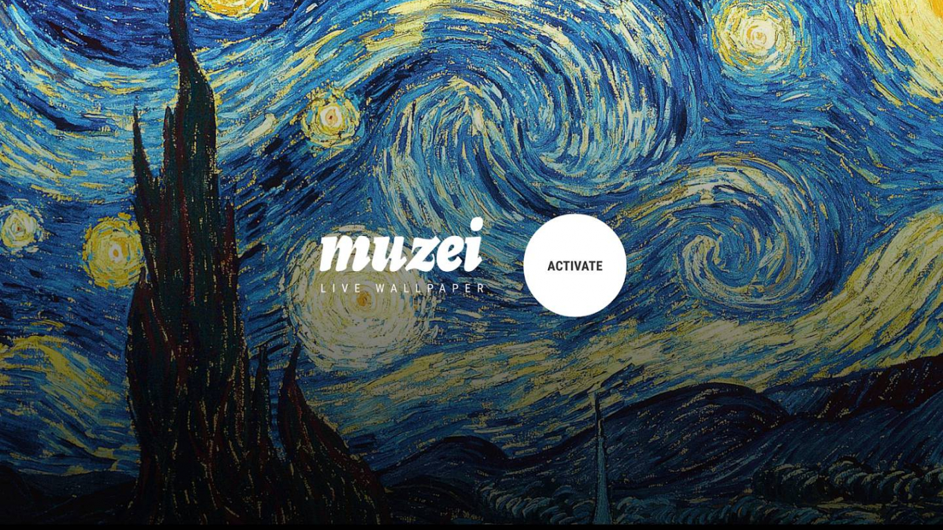 Free download Muzei Live Wallpaper Gets