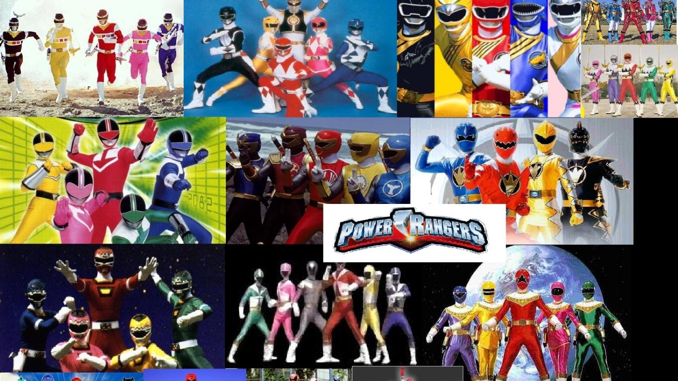 Free Download Power Rangers Wallpaper The Power Rangers Photo