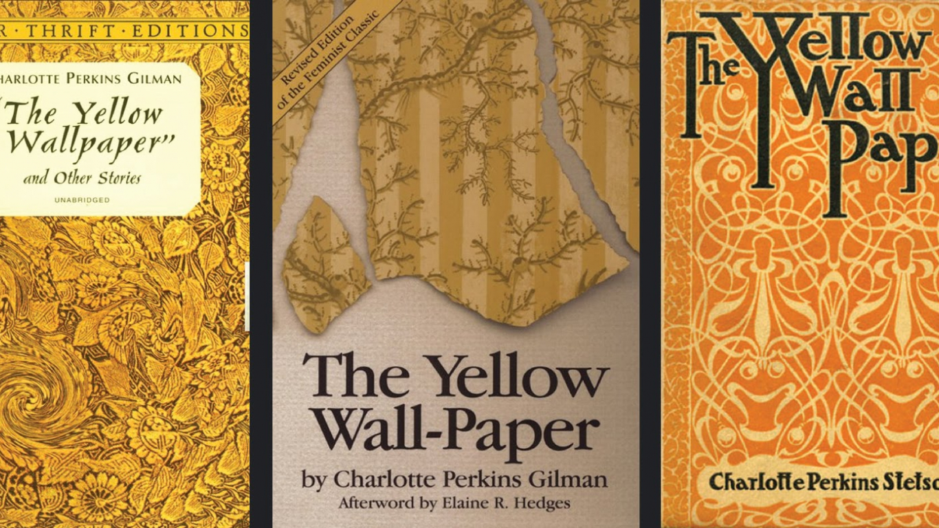 Free Download The Yellow Wallpaper By Charlotte Perkins
