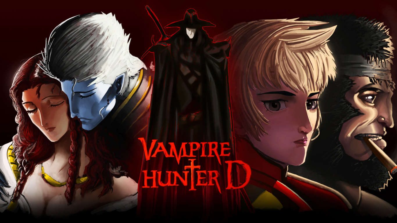 Free Download Vampire Hunter D Bloodlust By Paganflow 1599x827