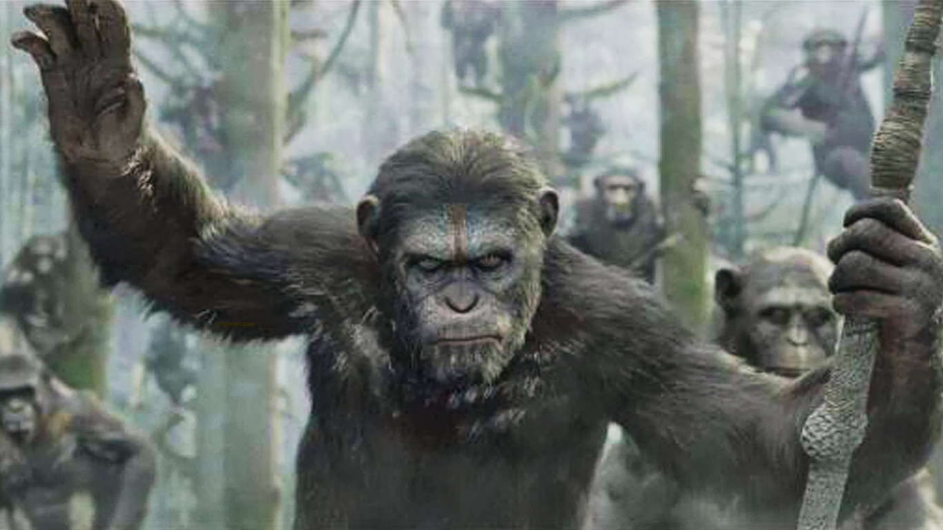 Free Download Dawn Of The Planet Of The Apes 2014 Wallpapers Best