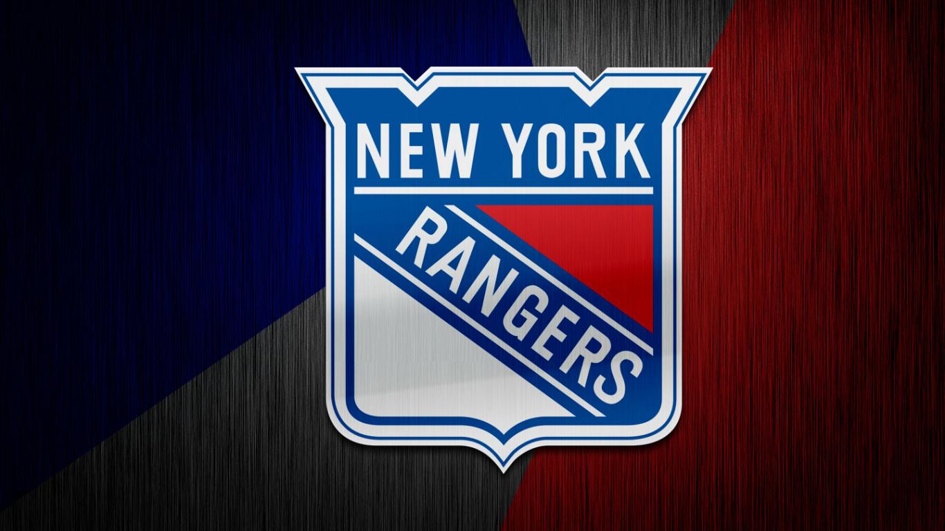 1440x900px NY Rangers Logo Wallpaper