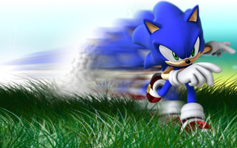 Free Sonic Wallpaper Cartoons Anime Animated