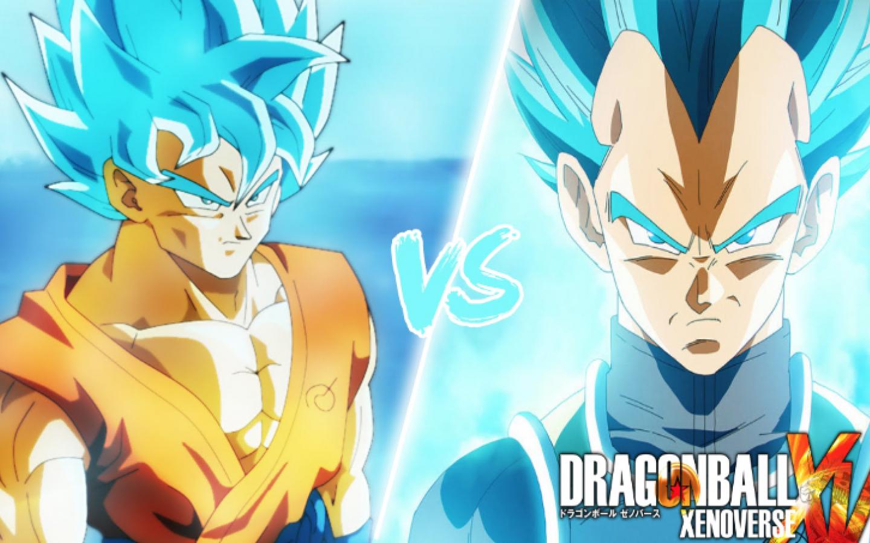 Free Download Super Saiyan God Vegeta Revealed In Dragon Ball Z
