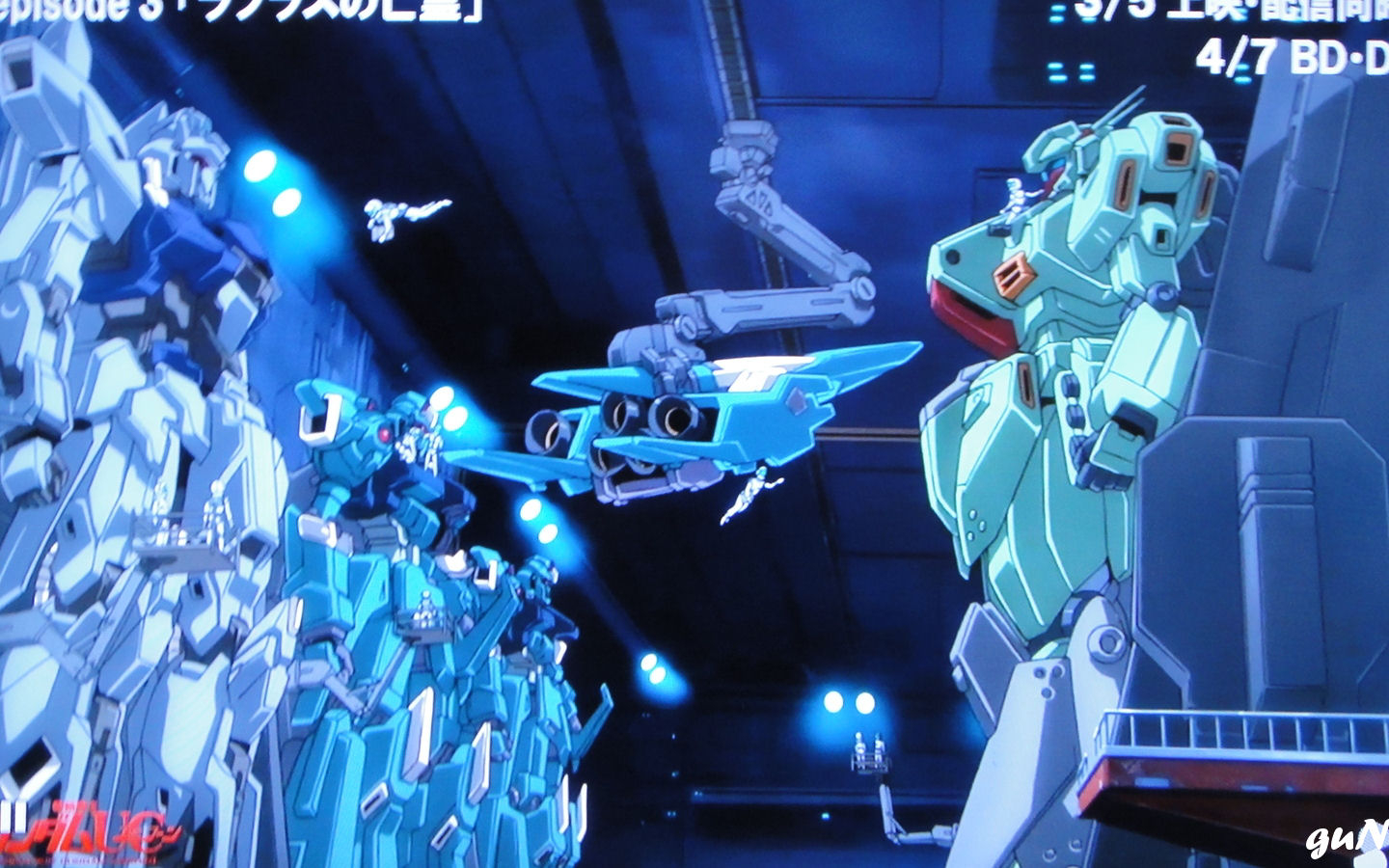 Free Download Gunjap Gundam Uc Unicorn Ep3 Spectre Of Laplace No10