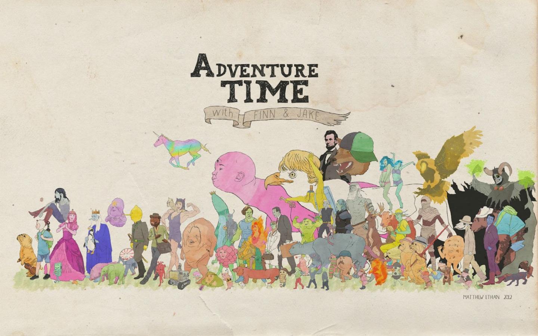 Free Download Wallpapers Adventure Time Hora De Aventura Adventure