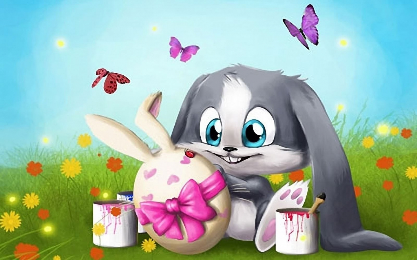 Free Download 2013 Top 25 Cure Easter Day Wallpapers For Android