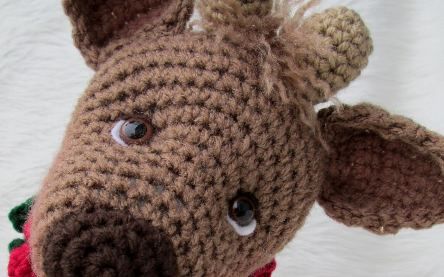 Free Download Wool And Whims New Crochet Pattern Simply Cute Reindeer 1512x1600 For Your Desktop Mobile Tablet Explore 40 Cute Reindeer Wallpaper Cute Reindeer Wallpaper Reindeer Wallpaper Christmas Reindeer Wallpaper