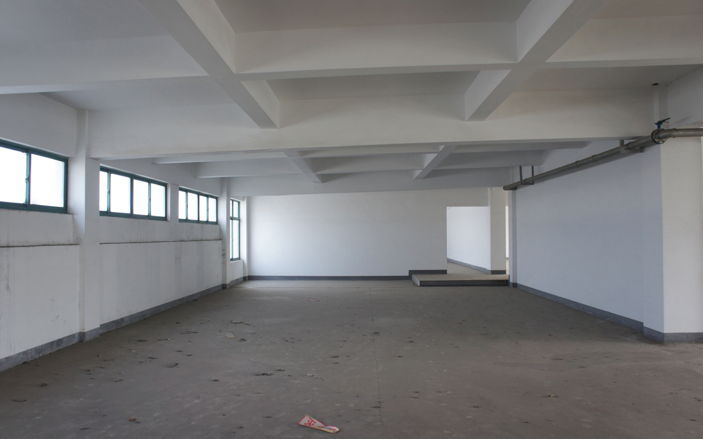 Free Download Empty Office Background Empty Shell Of Office Area