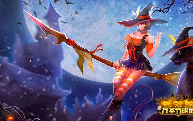 Free Download Nidalee League Of Legends Wallpaper Nidalee Desktop