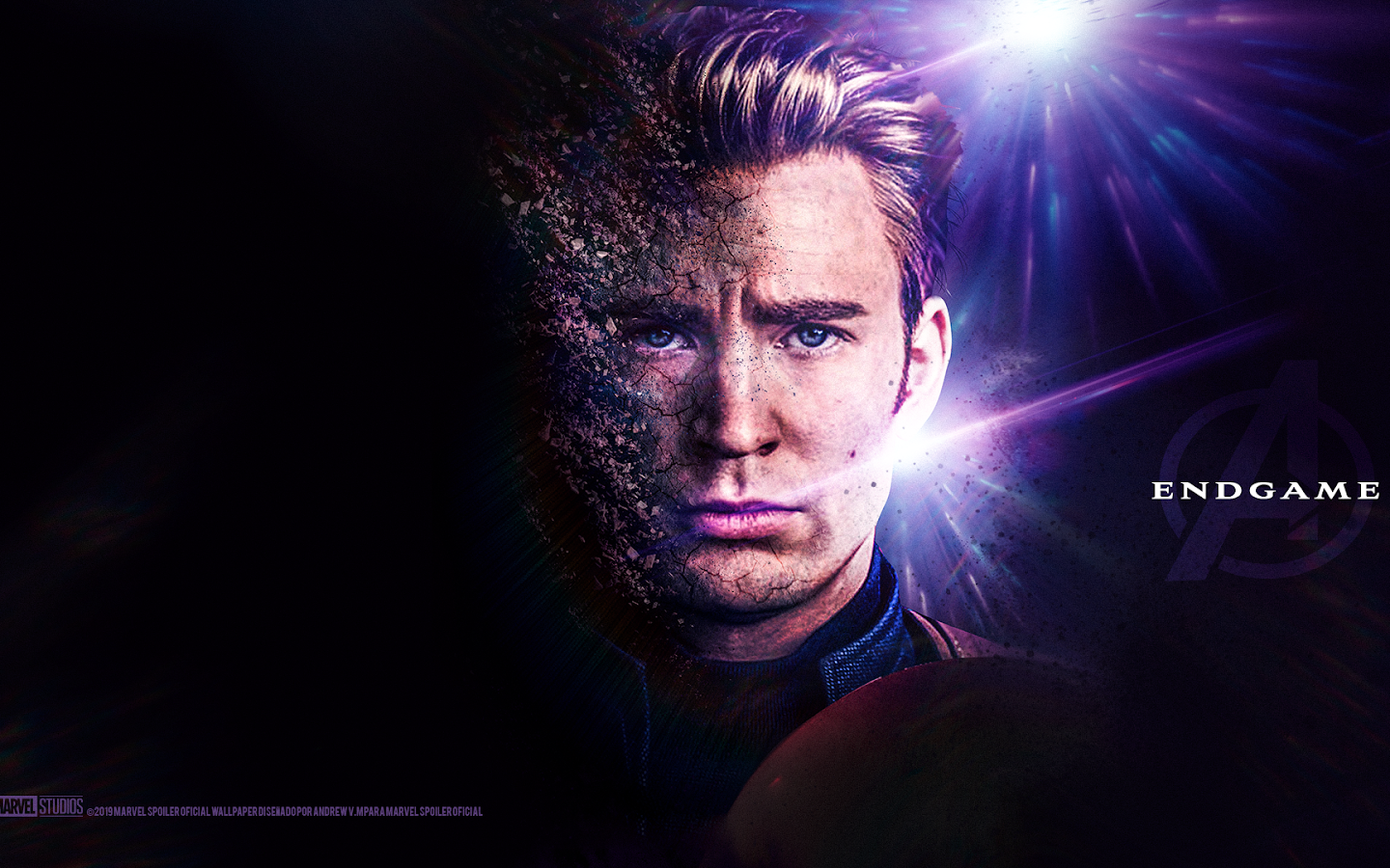 Free Download Avengers End Game Wallpapers In Hd 4k Ft Captain