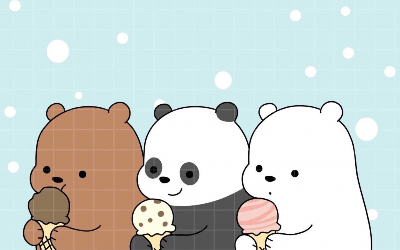 Free download we bare bears Bear wallpaper Pinterest We ...