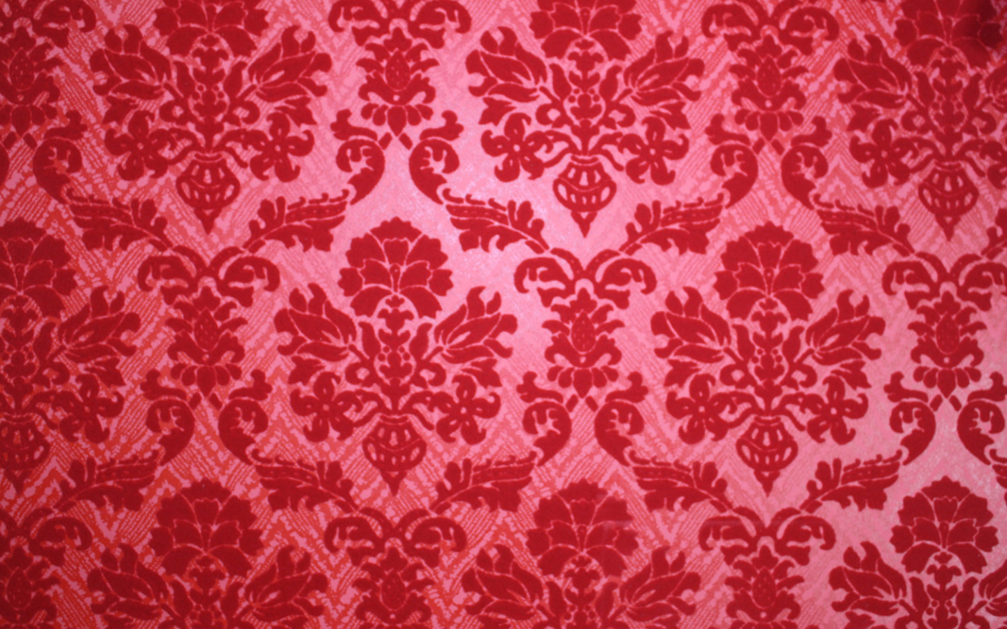Free Red Damask Wallpaper Home