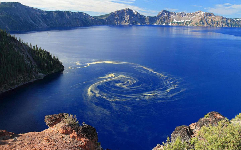 какое озеро занимает 2 место
