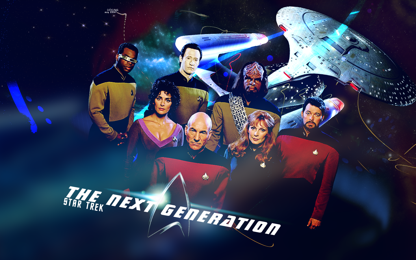 Free Download Star Trek The Next Generation Wallpapers By