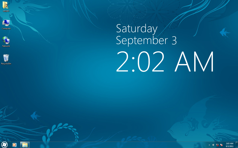 Free download digital clock for windows xp informer desktop.