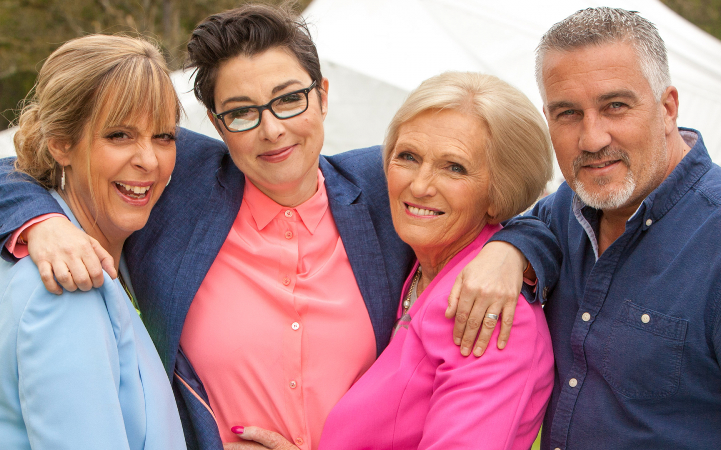 The Great British Baking Show Teams Background 2