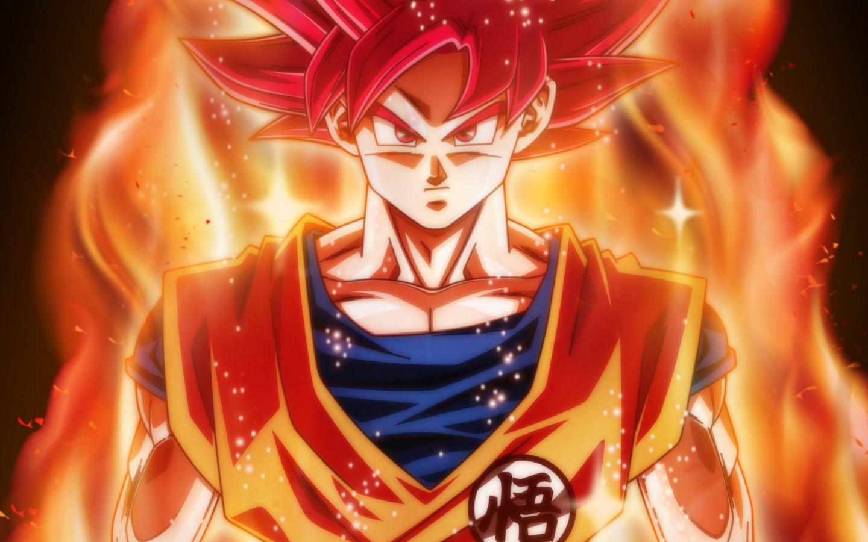 Son Goku Gott