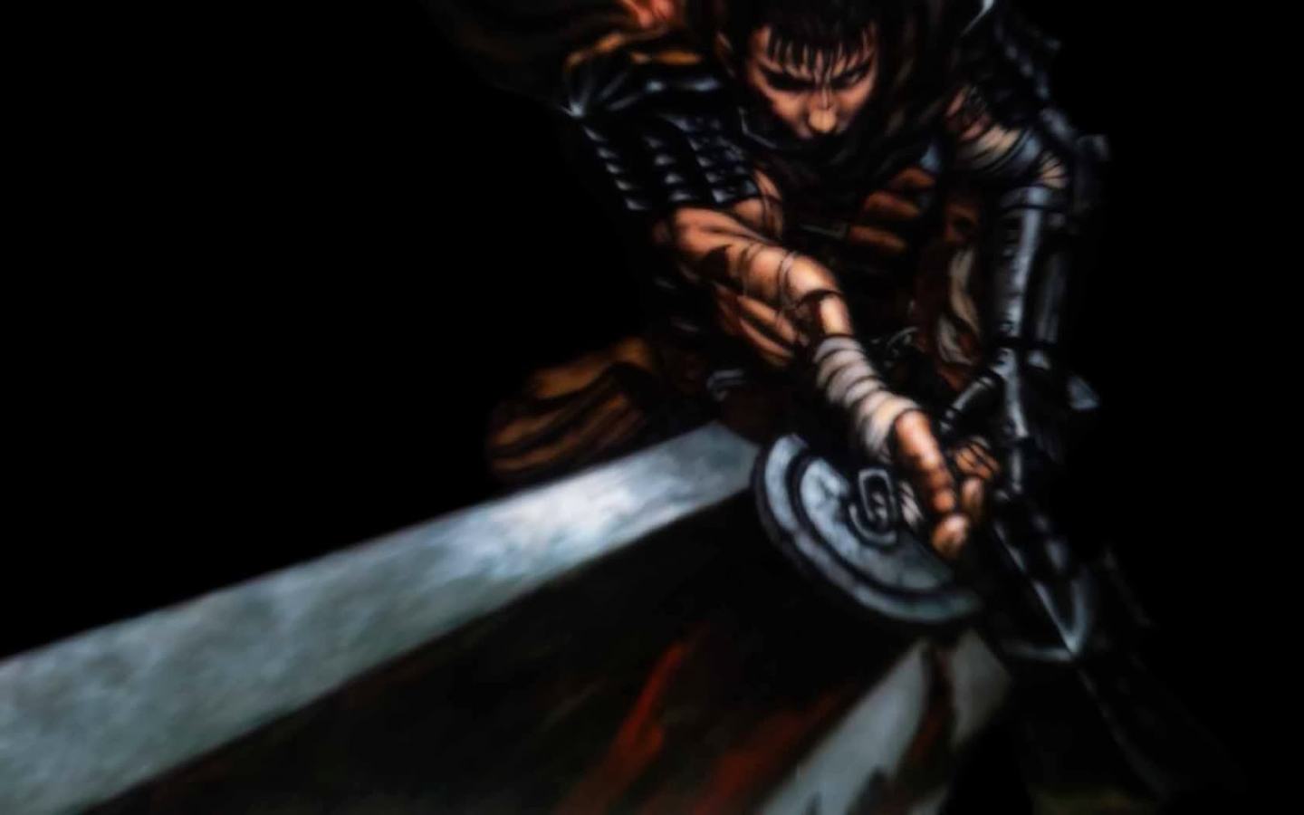 Free Download Berserk Wallpaper Full Hd Android Iphone Guts