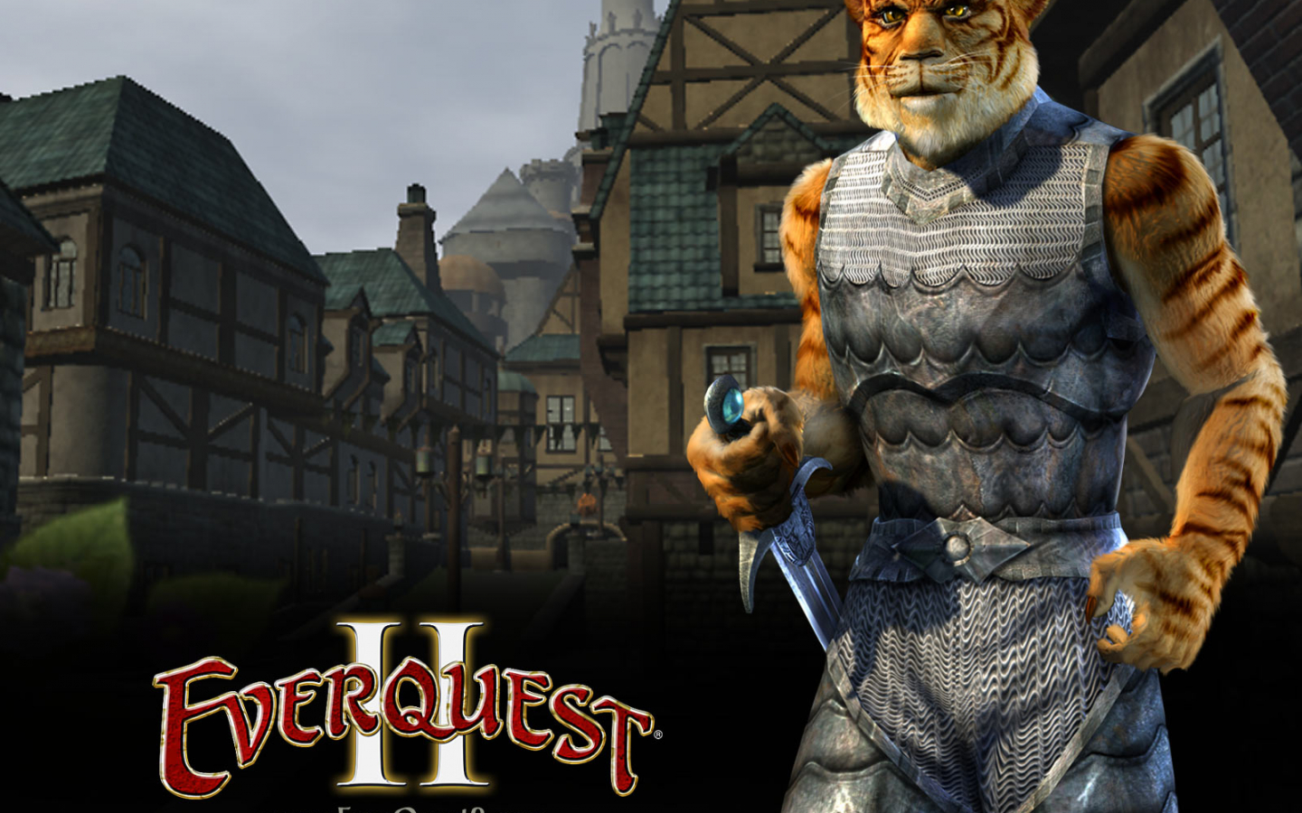 Free download EverQuest 2 Desktop Wallpaper Sony SOE and Fan Based