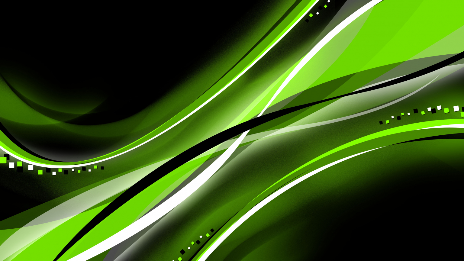 Free download abstract green and black background ...