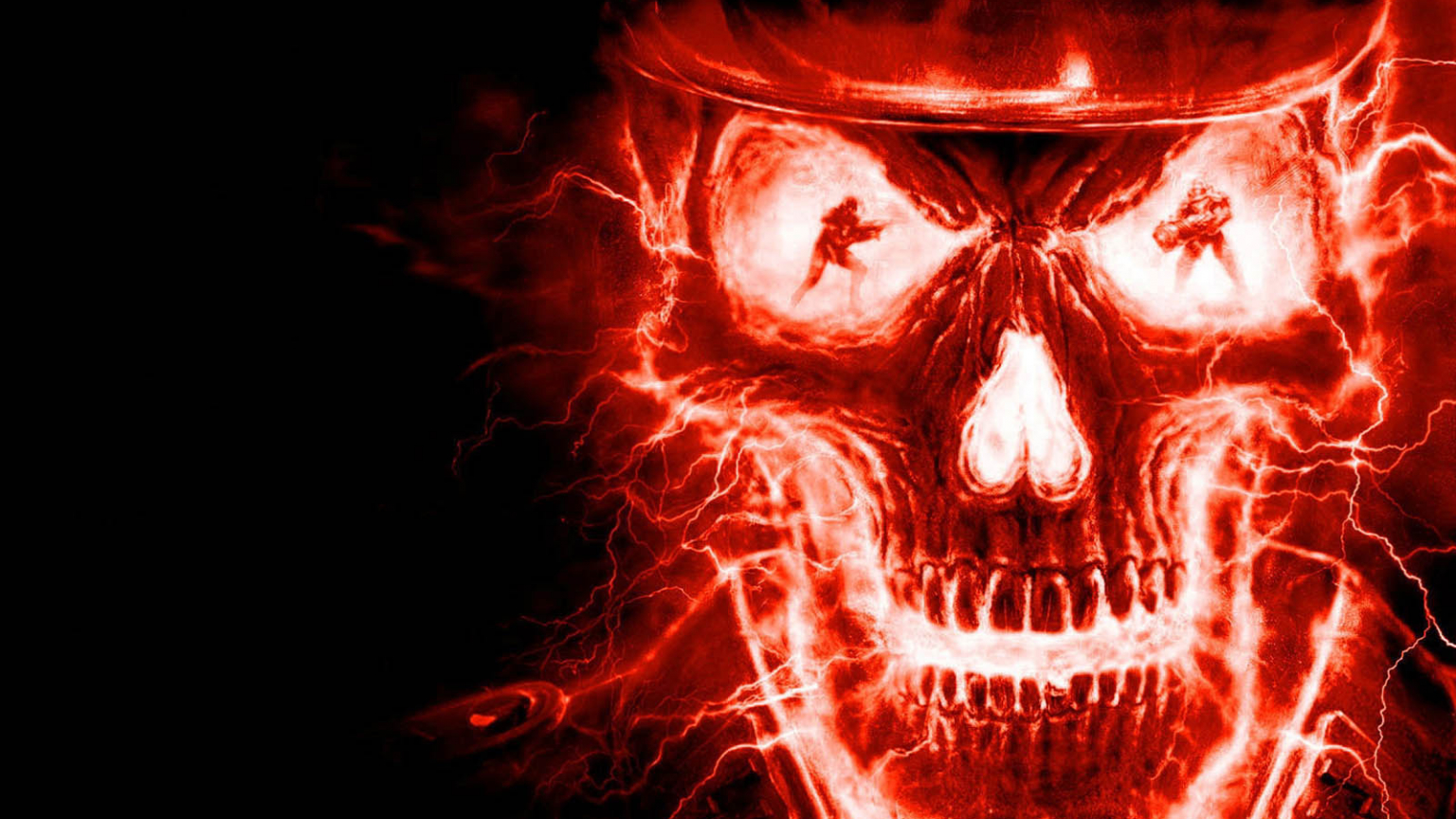 Free download wallpapers Skull