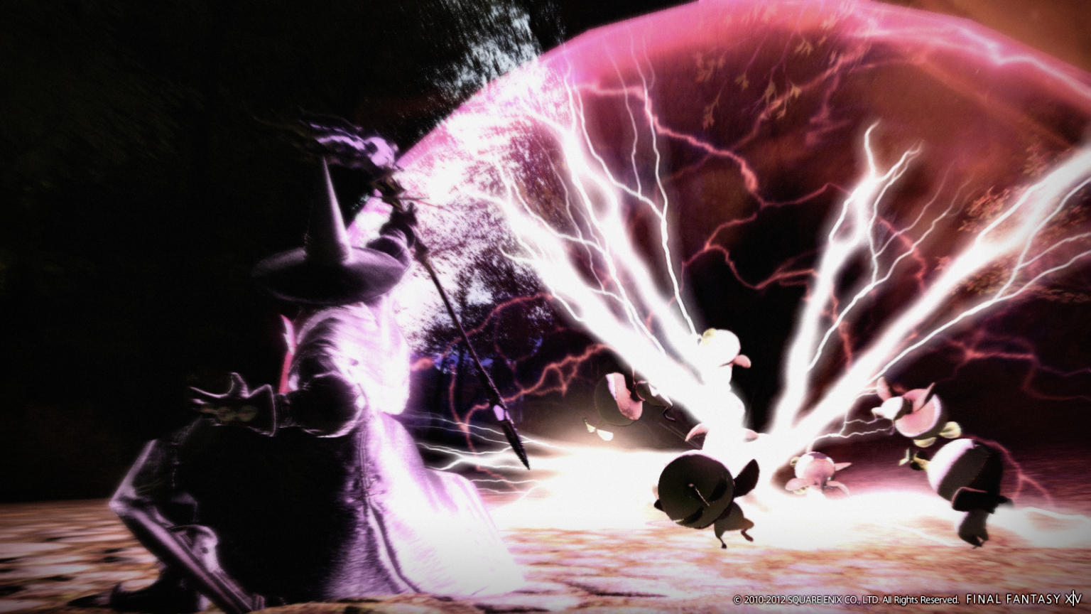 Free Download Final Fantasy Black Mage Wallpaper 8847battle