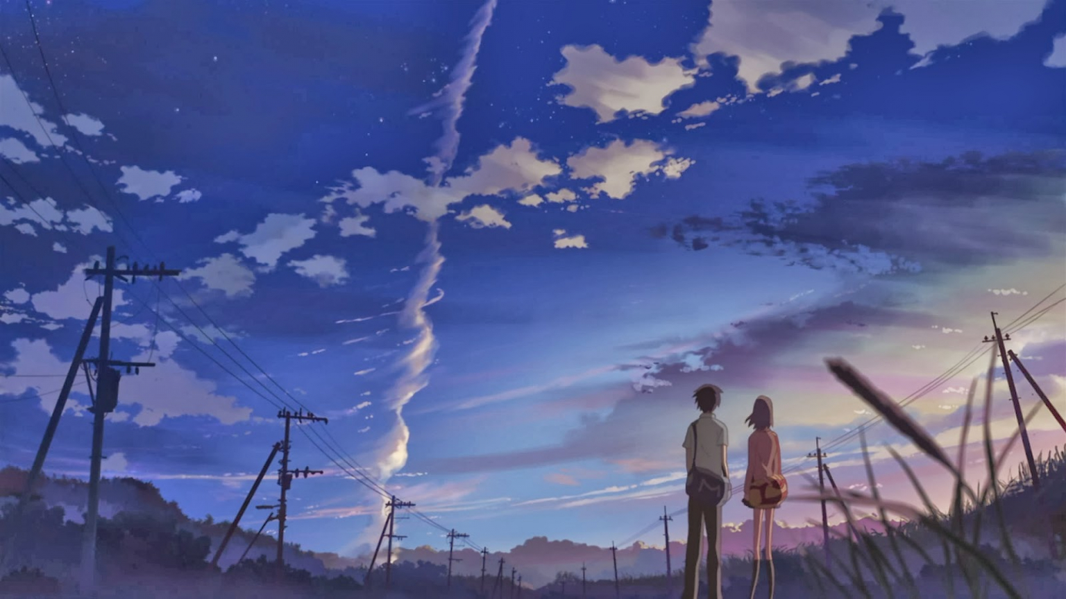 Free Download Free Hd Wallpaper Download 5 Centimeters Per Second