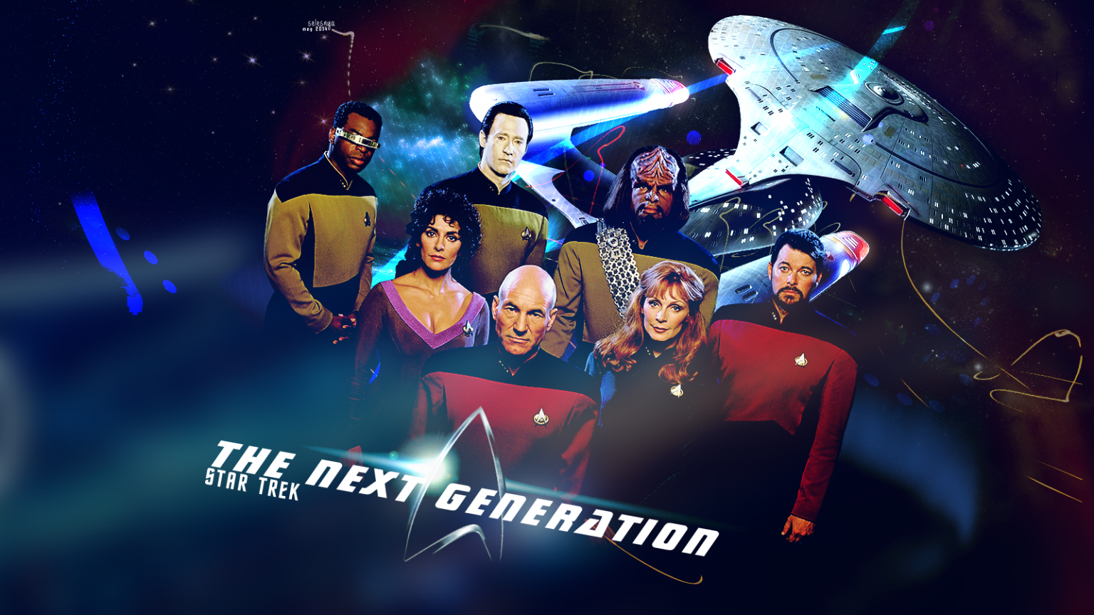 Free Download Star Trek The Next Generation Wallpapers By Selesnya