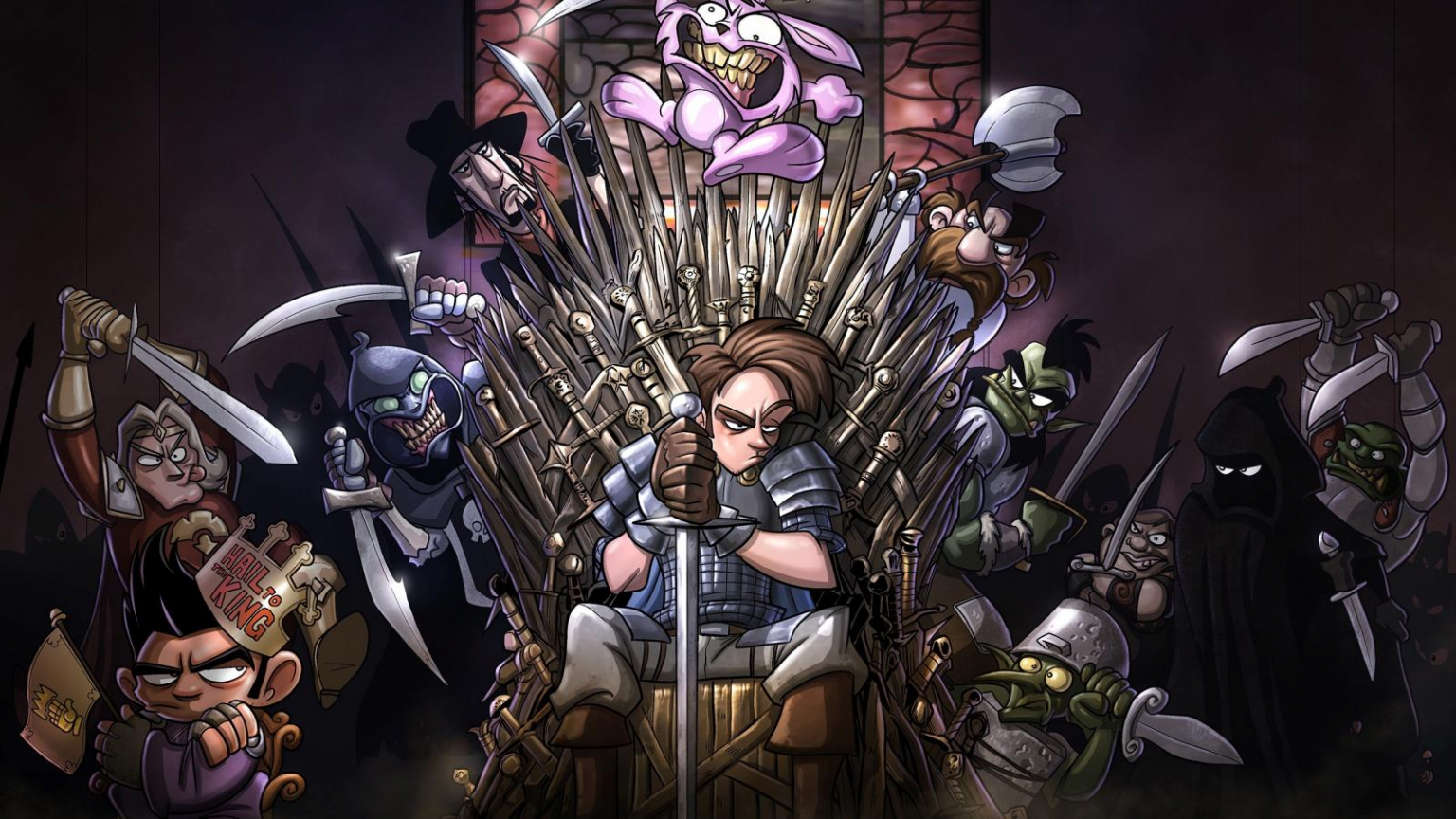 Free Download Dungeons And Dragons Game Of Thrones Fan Art