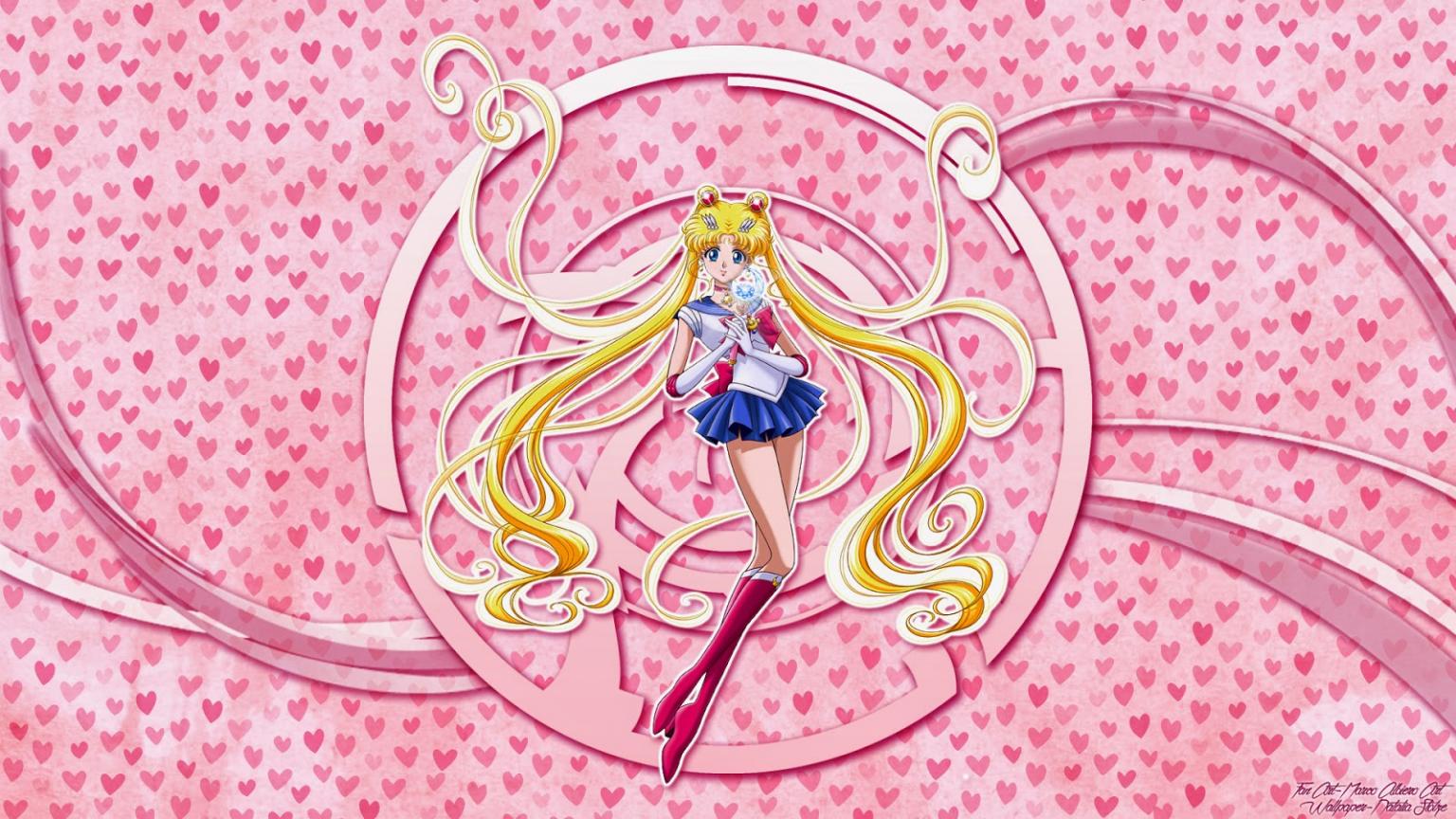 Free Download Unbreakable Sailor Moon Crystal Wallpaper Full Hd