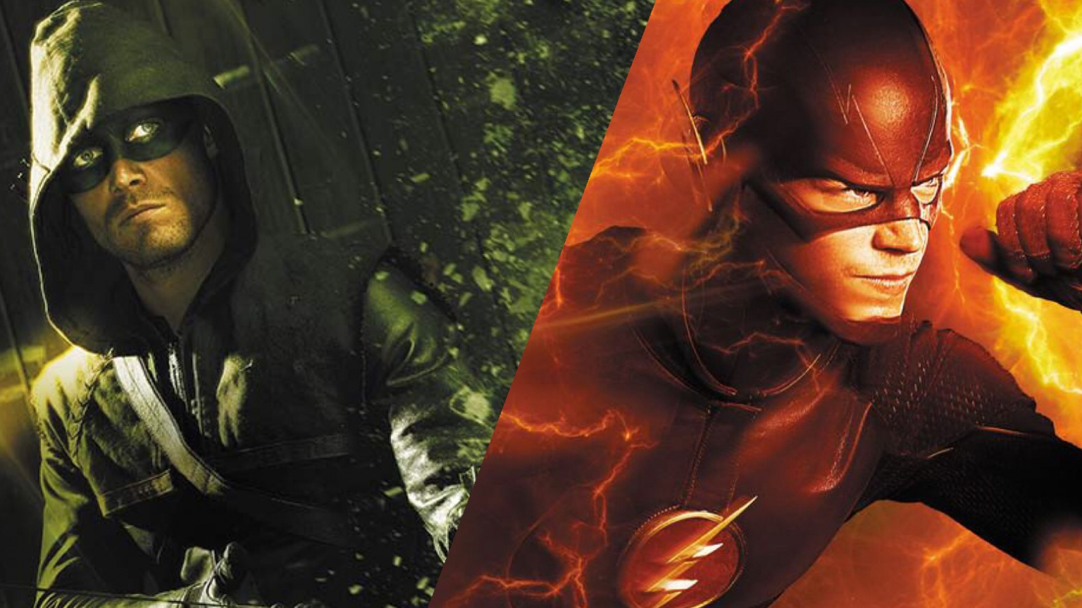 Free Download Photos The Flash Arrow Wallpaper 1632x874 For Your