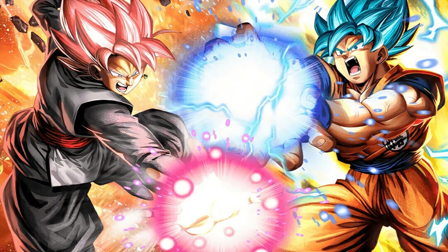 Free Download Vegito Gogeta Goku Vegeta And Dragonball Super