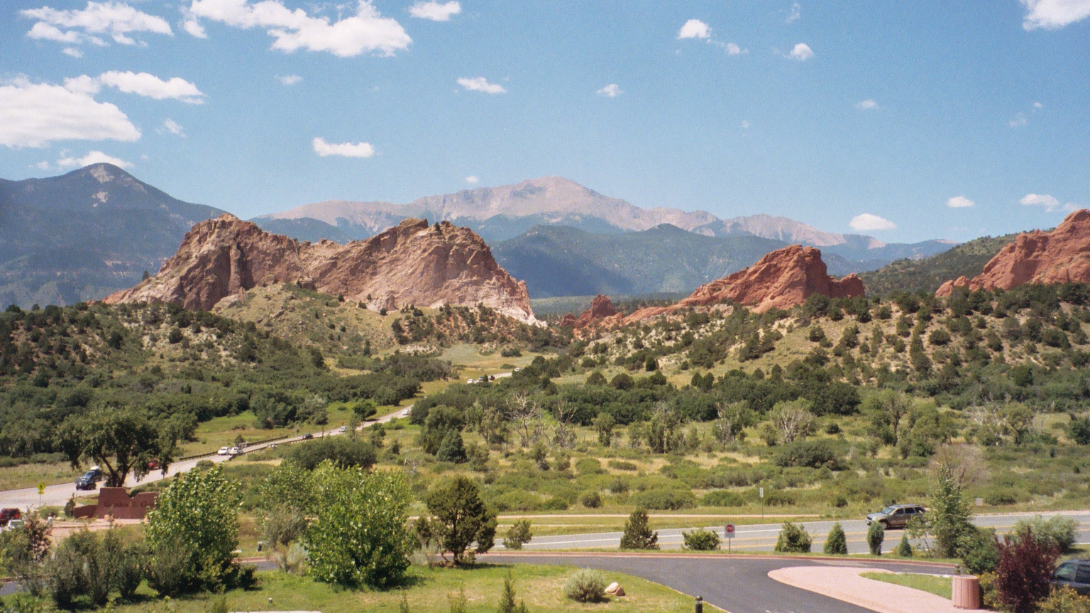 Free Download The Garden Of The Gods Park In Colorado Springs
