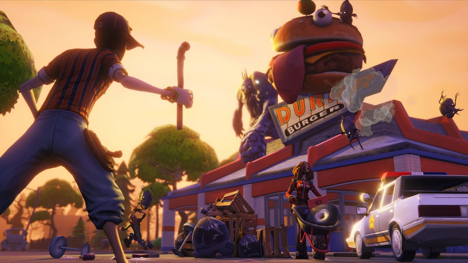 Free Download Download Fortnite Hd Wallpapers Playstation Xbox And