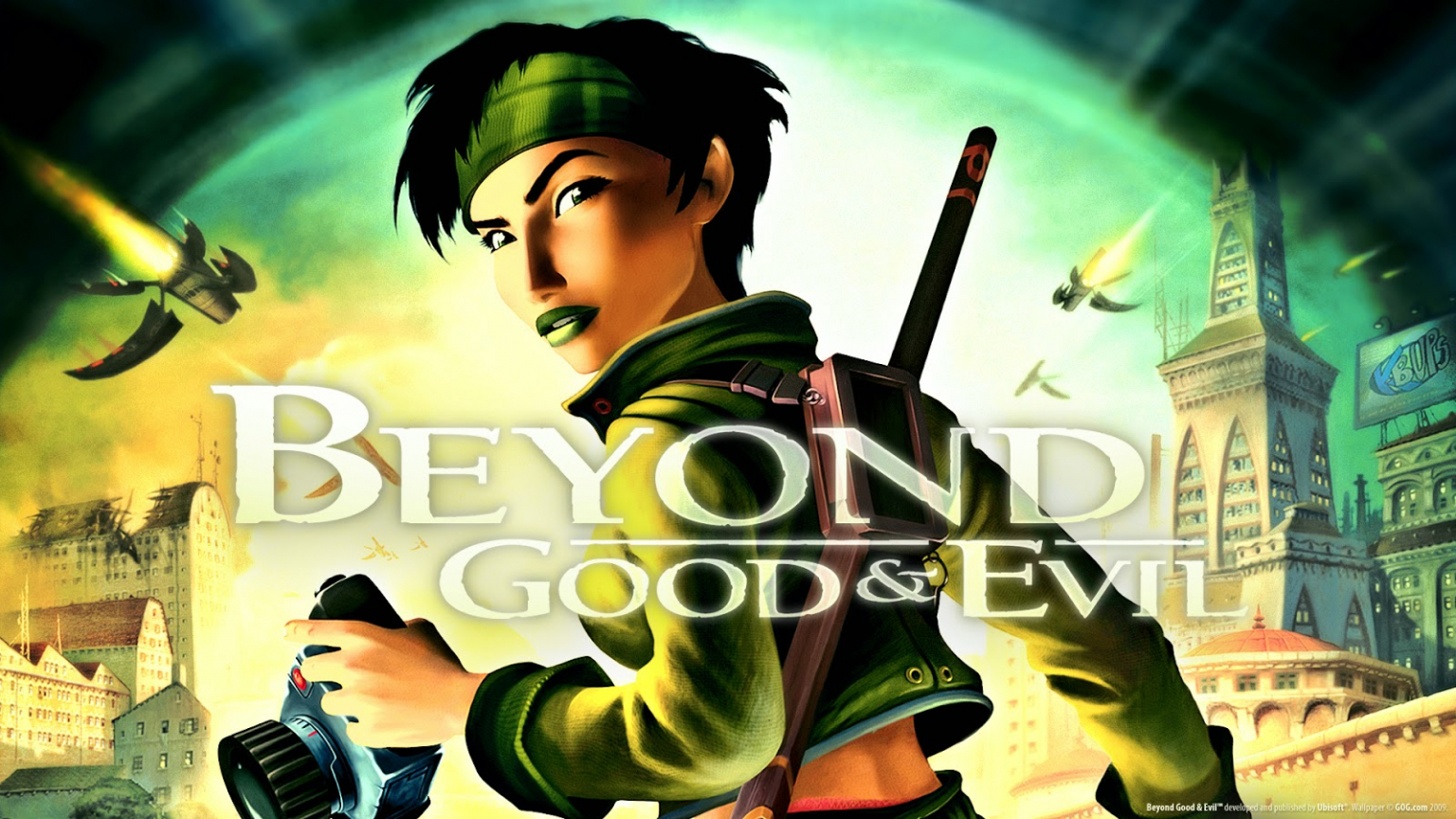 Free Download Upcoming Beyond Good And Evil 2 Ps4 Games Wallpapers