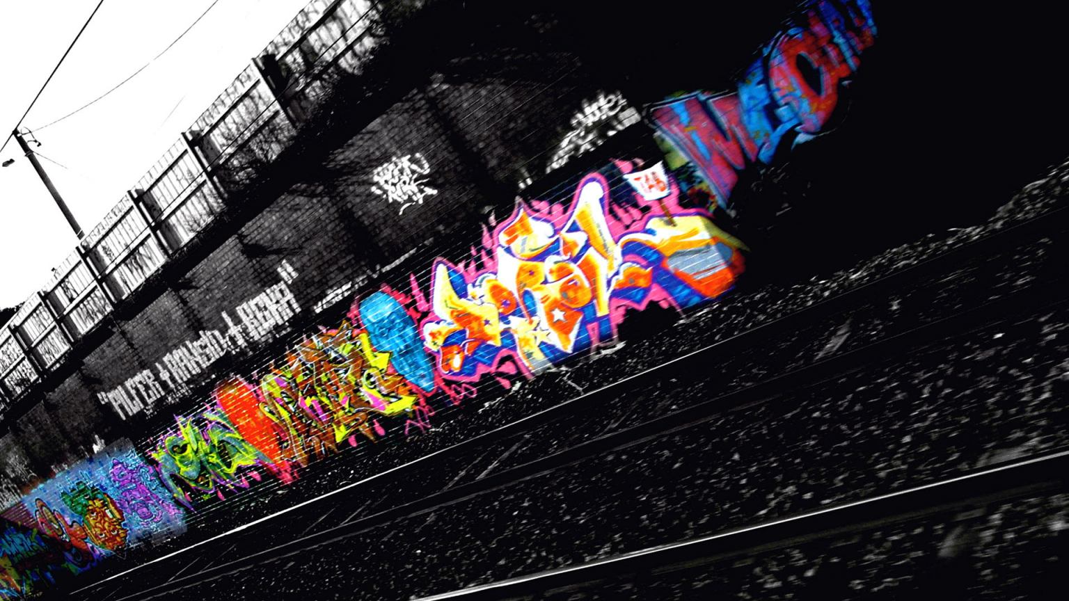 foto de Free download Graffiti Computer Wallpapers Desktop Backgrounds ...