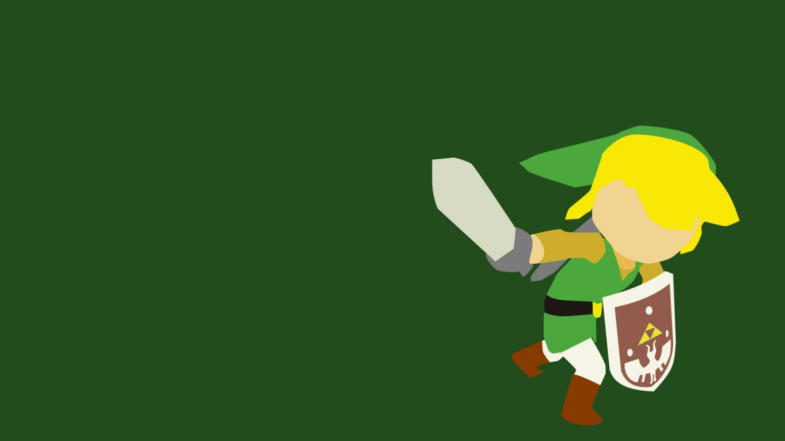 Free Download Link The Legend Of Zelda Minimalism Video Games