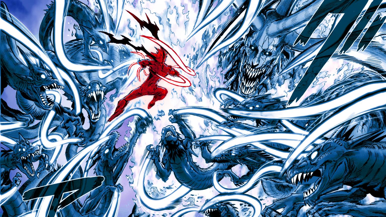 Free Download Made A Garou Wallpaperver 2 Manga Spoilers