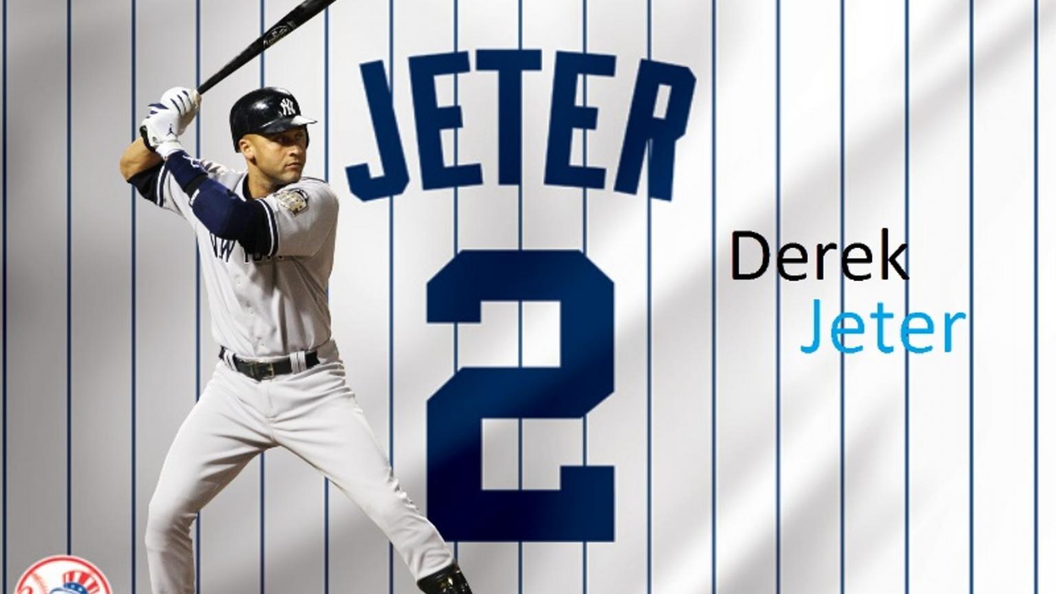 Derek Jeter Baseball Wallpaper Pinterest 1600x1200 Download Resolutions Desktop 1600x900