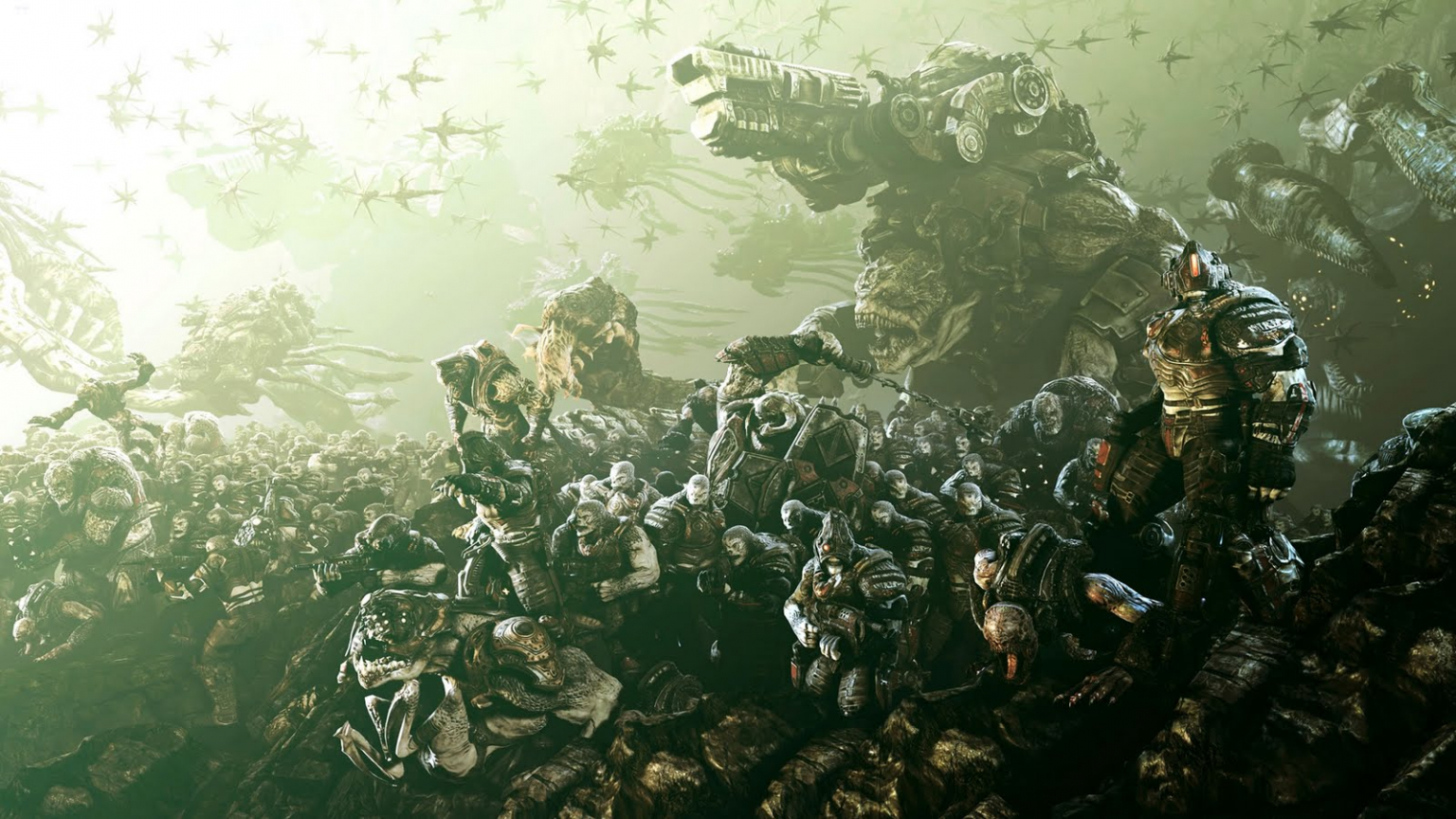 Free Download Gears Of War Locust Wallpaper 4274 Hd Wallpapers In