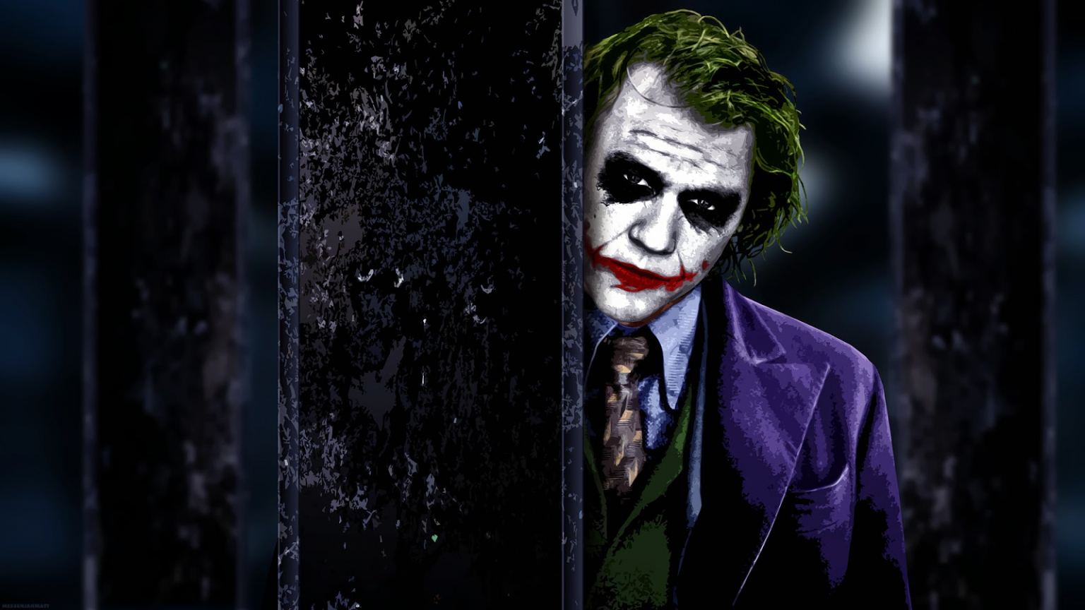Free Download Joker HD Wallpapers Joker Backgrounds Widescreen