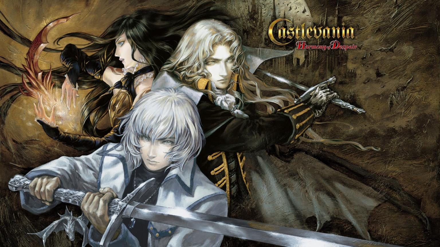 Free Download Castlevania Dawn Of Sorrow Hd Wallpaper 8 1600 X 900