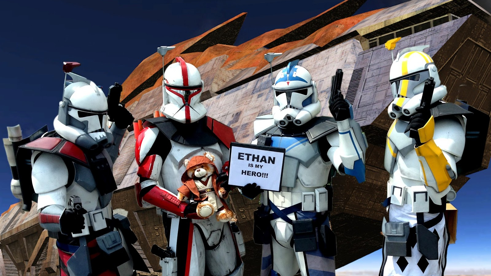 Free Download Clone Trooper Wallpaper Clone Troopers On Planet 1600x1200 For Your Desktop Mobile Tablet Explore 48 Clone Trooper Iphone Wallpaper Clone Wars Wallpaper Shadow Trooper Wallpaper Star Wars