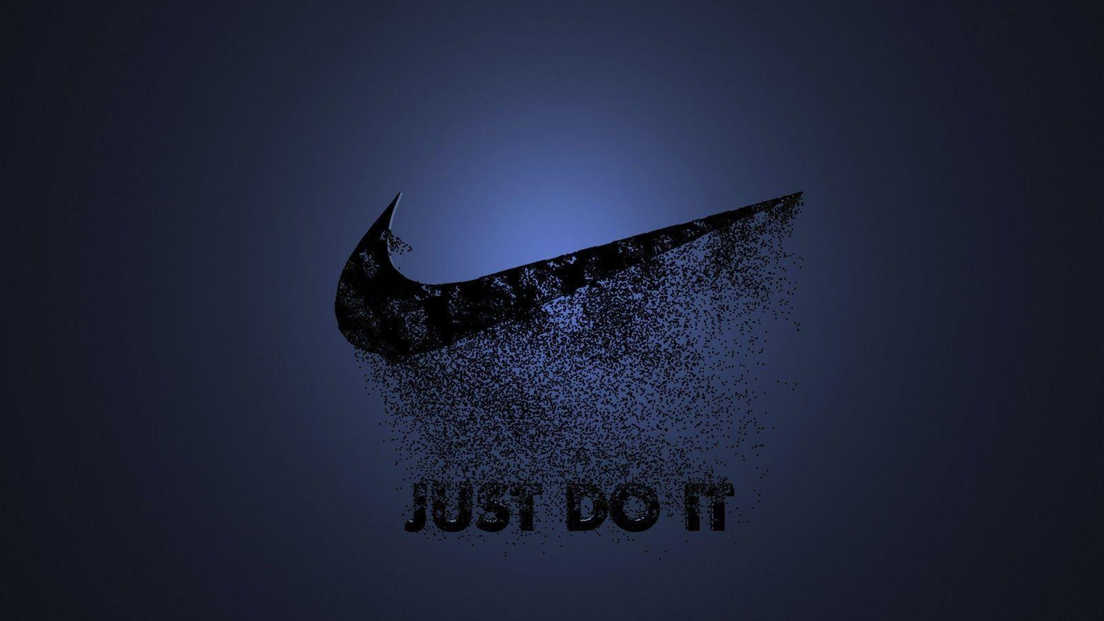 Free Download Nike Wallpapers Just Do It 1600x1000 For