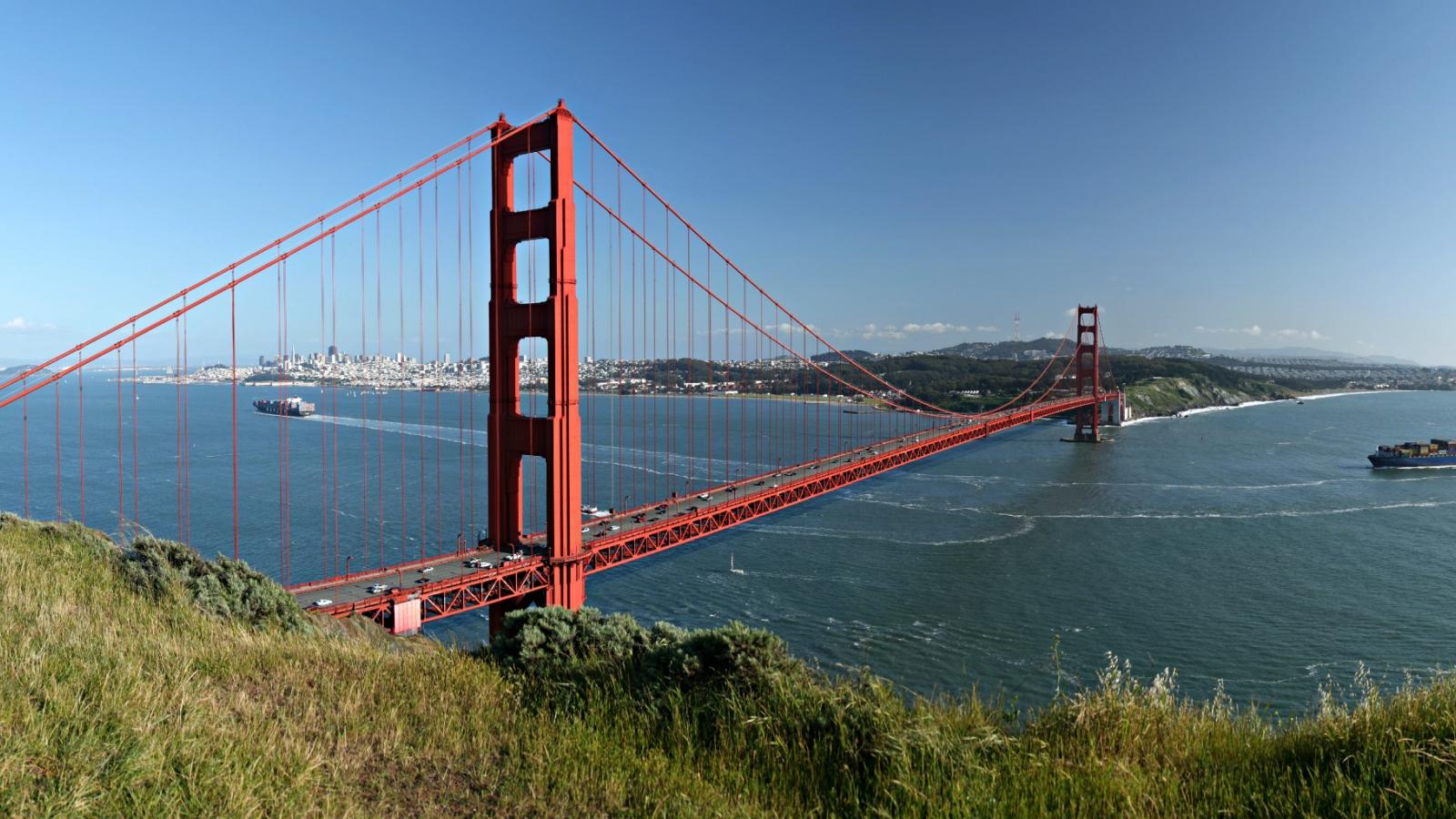 Free Download Golden Gate Bridge Wallpaper Hd 2560x1024 2560x1024