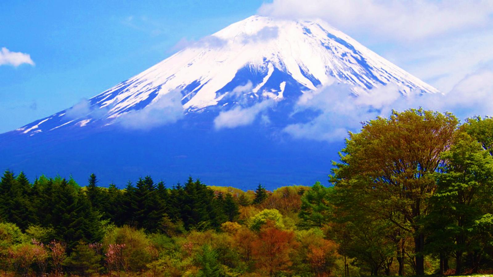 Mt Fuji Wallpaper Mount Mountain Travel HD Wallpapers 1920x1080