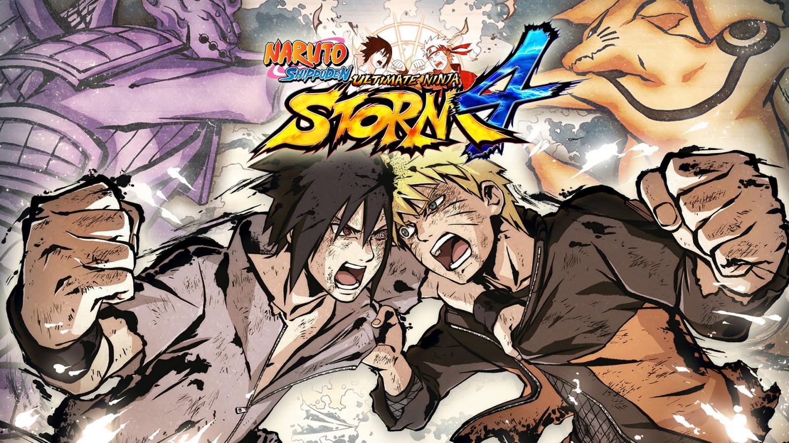Free Download Beautiful Naruto Shippuden Ultimate Ninja Storm 4