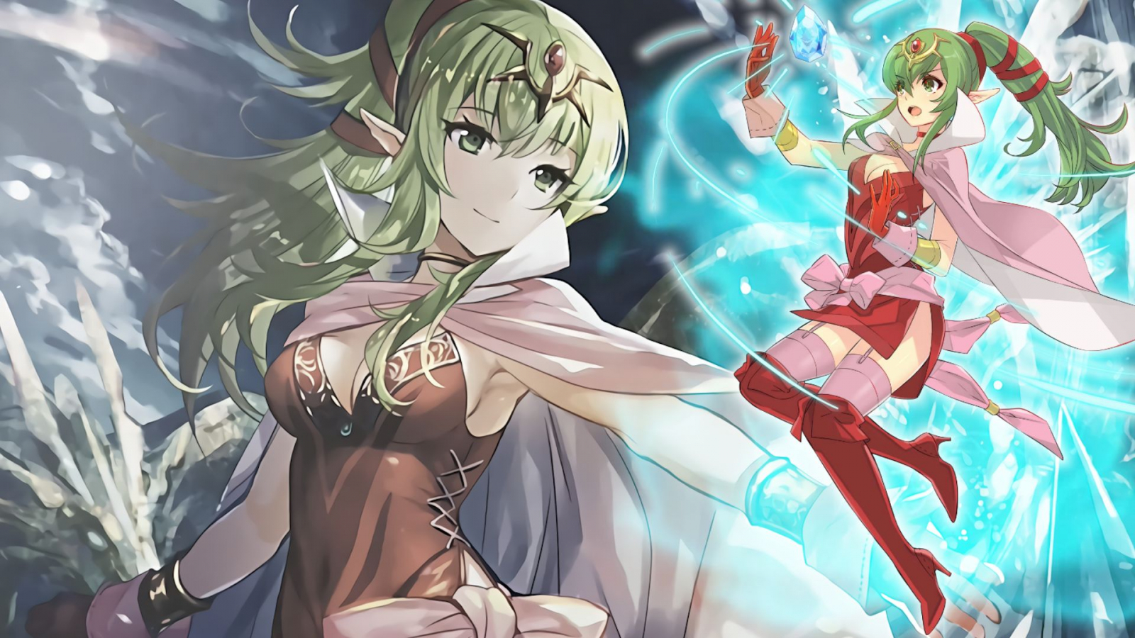 Free Download Fire Emblem Heroes Wallpaper Tiki Adult By